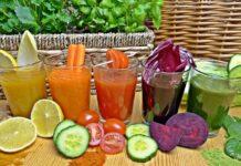 Soki warzywne wygrywają z sokami owocowymi